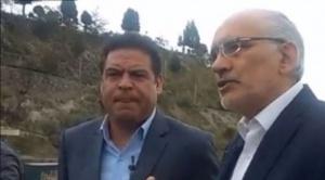 """Sol.Bo de Revilla no encuentra """"apertura"""" en CC de Mesa y busca candidato de unidad 1"""