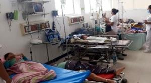 Gobierno, Gobernación y Alcaldía acuerdan la distribución de más de 400 ítems para atender emergencia por dengue en Santa Cruz