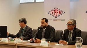 Presidente de YPFB señala que 50% de recursos por exportación de gas natural se destinaron a importación de combustibles