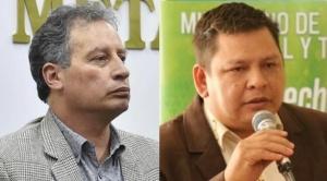 Tras polémica detención de dos exautoridades, gobierno aclara que podrán salir del país