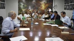 Partidos no logran unidad pero se comprometen crear un bloque en el Legislativo