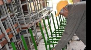 Se distribuirán 5.000 unidades de muebles plastimadera a 140 unidades educativas
