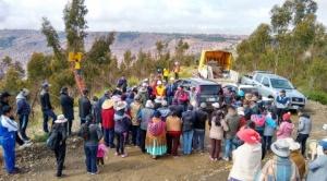Intervienen dos áreas protegidas que tenían asentamientos ilegales en Alto Vino Tinto Los Pinos