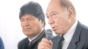Es alejado el abogado de Evo y juez de la Corte IDH de los casos relacionados con el país