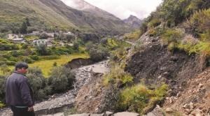 Lluvias y desbordes de ríos provocan ocho muertos en Bolivia, siete en el departamento de La Paz