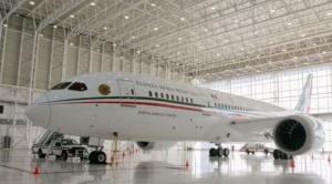 Avión presidencial de México: que fuera un modelo de pruebas y otras 3 razones que hacen difícil de vender o rifar la aeronave