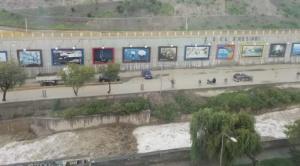 Torrenciales lluvias causan graves inundaciones en La Paz