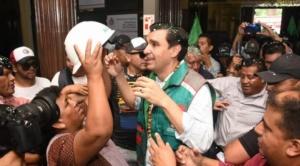 Leyes retoma a la Alcaldía de Cochabamba tras su liberación y afirma que no tiene suspensión