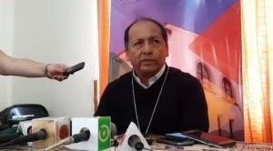 """La Iglesia Católica sugiere a Evo Morales """"un poco de criterio y alejarse de todo lo que es la cuestión política"""""""