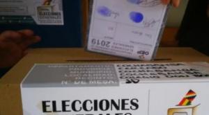 """Después de primera encuesta, cívicos cruceños ven """"peligro de perder libertad y democracia"""""""