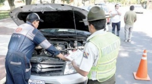 Culminó plazo para Inspección Técnica Vehicular, agentes policiales inician operativos contra infractores 1