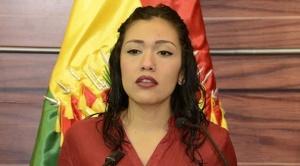 """Ante resultados de intención de voto de Ciesmori, senadora masista sostiene que """"no hubo fraude electoral"""" pero no consideró de informe de la OEA"""