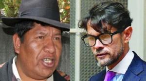 Roberto de la Cruz expresa preocupación por regreso de personajes ligados al gobierno de Gonzalo Sánchez de Lozada