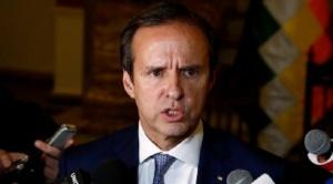 Jorge Tuto Quiroga descarta retirar su candidatura a pesar de resultados de primera encuesta de intención de voto 1