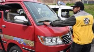 La Alcaldía de La Paz verificó estándares de calidad de 3.761 vehículos del servicio público