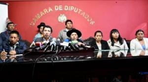 Interpelación a la Canciller por el caso Silala anuncia parlamentario del Movimiento al Socialismo por Potosí