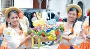 El Jueves de Comadres, la chura fiesta que se instaló en el país 1