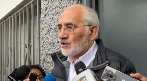 Carlos Mesa afirma que la unidad tiene que trabajarse sobre candidatos con opciones presidenciales