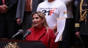 """Presidenta Añez anuncia Decreto para declarar el 21 de febrero como """"Día del Ciudadano"""" 1"""
