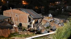 Un deslizamiento de tierra afectó a al menos 16 viviendas en Ovejuyo y 24 familias abandonaron sus casas
