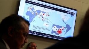 """La OMS elevó  a """"muy alta"""" la amenaza del coronavirus, hay 55 países con pacientes aislados 1"""