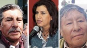 MAS llama a dirigentes disidentes para fortalecer proceso de cambio con miras a las elecciones generales