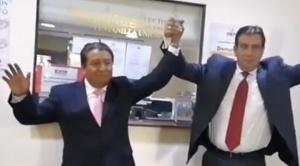 FPV presenta a Jaime Solíz ante el TSE como su nuevo candidato a la Presidencia