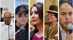 El MAS interpelará a cinco ministros hasta el 9 de marzo