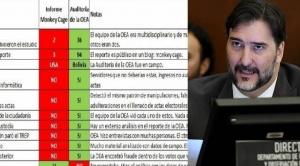 OEA y empresa Ethical Hacking coinciden en  desvirtuar informe que señala que en Bolivia no hubo fraude electoral