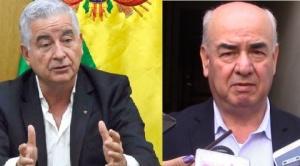 "Ministros de Jeanine Añez difieren sobre ""perdonazo"" tributario"