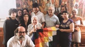 Premio Nobel postula a Morales para el Premio Nobel de la Paz 2020