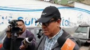 Excomandante de policía Yuri Calderón se presentó de manera voluntaria a declarar por el caso de incumplimiento de deberes