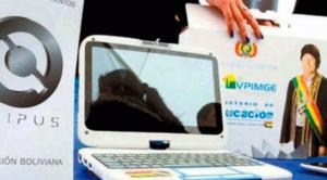 Millonaria pérdida: Quipus de Evo Morales dejó 10.200 celulares obsoletos y 33.616 computadoras con su nombre