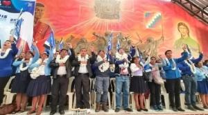 Pese a estar inhabilitado, el MAS proclama a Evo Morales como candidato a senador