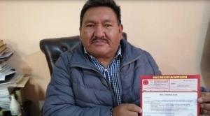 En El Alto instruyen usar barbijos a los choferes y mantener limpio el vehículo