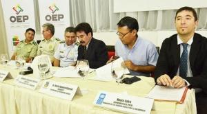 Cochabamba: Policía prevé que en 15 días como máximo podría retornar al Chapare