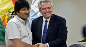 Fundación argentina pide al Gobierno de Fernández que informe sobre costo de refugio de Morales