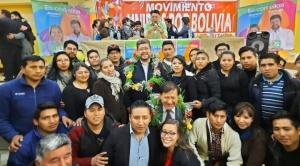 Dos agrupaciones ciudadanas anuncian su respaldo a la alianza Juntos