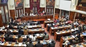 ALP a la espera de interpelaciones a ministros de Gobierno y de Obras Públicas