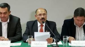 Gobierno informa que 10 pacientes tienen coronavirus en Bolivia
