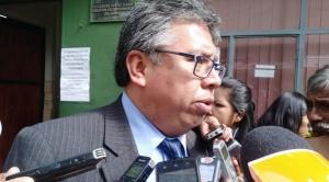 Luis Larrea plantea cuarentena en La Paz para evitar contagio del Covid-19. Gobernador de Santa Cruz conforme con  decisiones del gobierno central