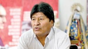 MAS no descarta acudir a instancias internacionales si persiste inhabilitación de Evo Morales para próximos comicios generales