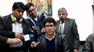 Gobernador de Potosí manifiesta que es prioridad cuidar la salud de la población y minimiza Decreto 4196