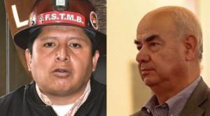 Ministro Parada espera que trabajadores actúen con madurez en su pedido de incremento salarial, la COB ratifica su demanda salarial