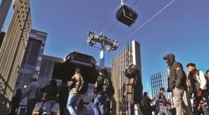 Para fumigar sus instalaciones en el marco de la lucha contra el coronavirus, en La Paz, Teleférico suspenderá sus actividades este domingo 22 de marzo