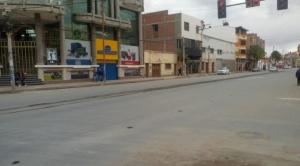 Gobernadora de Cochabamba pide evaluar cuarentena total en el país, en Oruro la Asamblea Departamental aprueba proyecto de cuarentena total