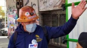 Mineros informan que cumplen cuarentena determinada por el Gobierno para enfrentar expansión del coronavirus