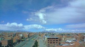 El Gobierno reporta de un primer caso de coronavirus en El Alto