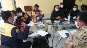 Primer paciente con coronavirus en El Alto está aislado en su casa e investigan cómo  fue el contagio