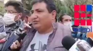 Diputado Amilcar Barral sostiene que los periodistas deberían trabajar desde sus casas